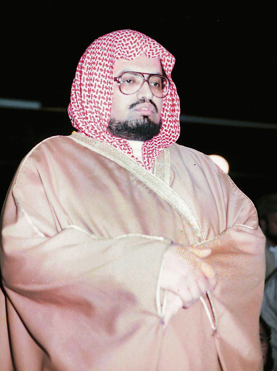 الشيخ علي جابر إمام المسجد الحرام 2