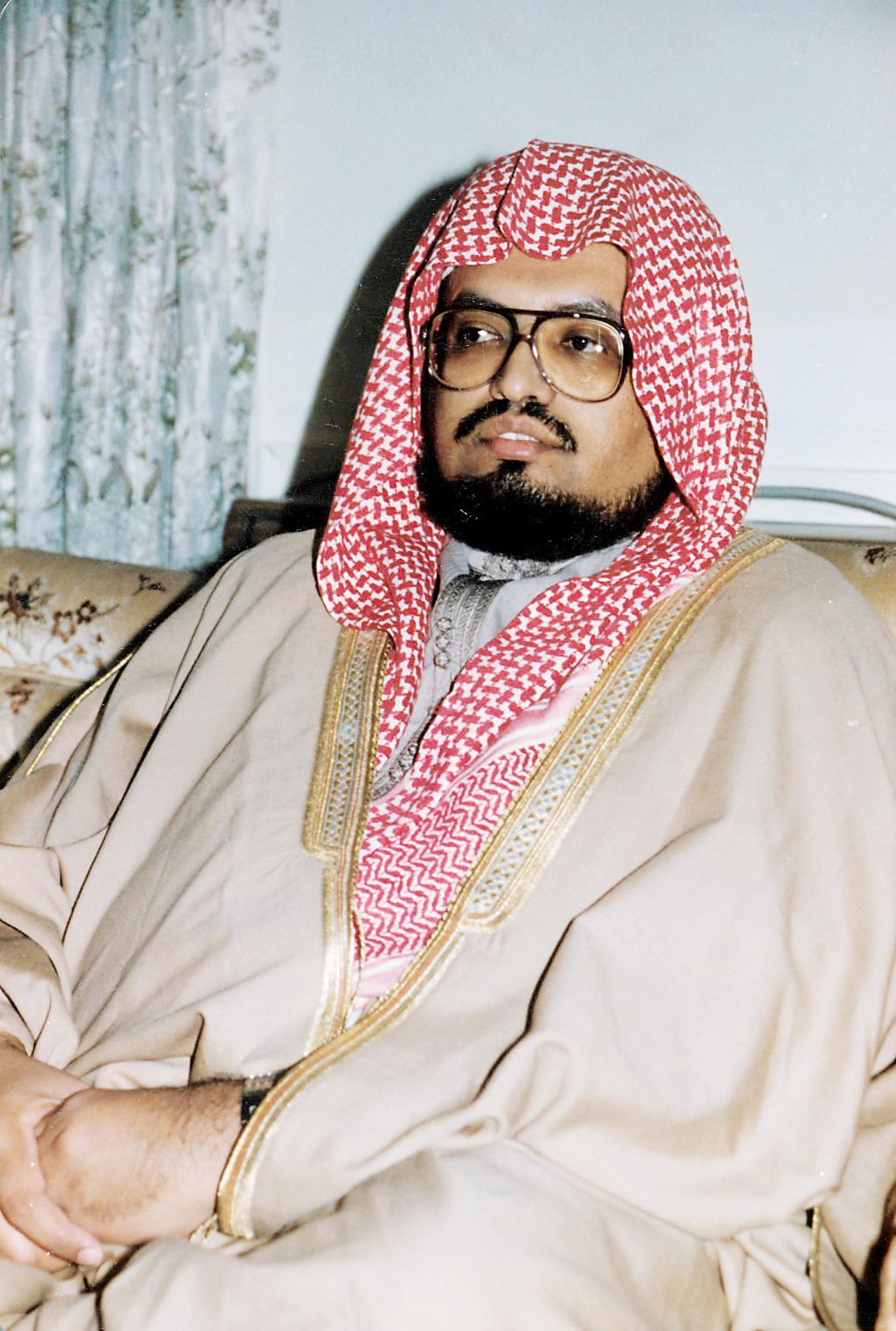 الشيخ علي جابر إمام المسجد الحرام 3